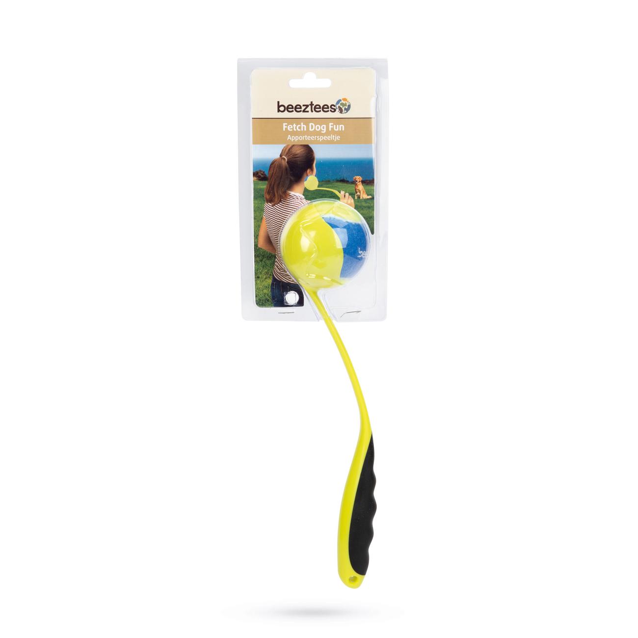 Beeztees Fetch Tennisball Launcher Ballschleuder, Bild 3