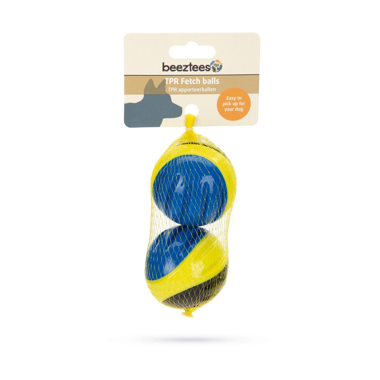 Beeztees Fetch TPR Ball Hundespielzeug, Bild 2