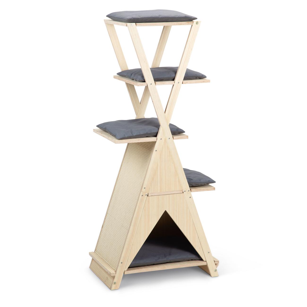 Beeztees Holz Kratzmöbel Mirza, Bild 3