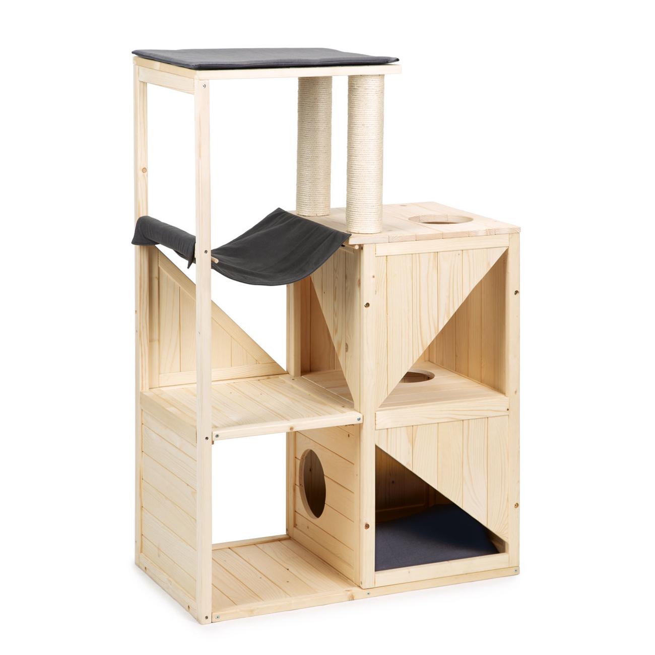 Beeztees Holz Kratzmöbel Vajra, Bild 3
