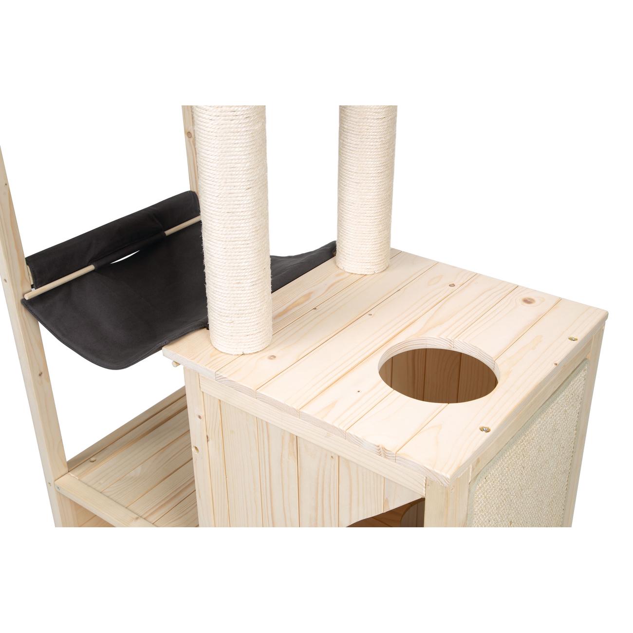 Beeztees Holz Kratzmöbel Vajra, Bild 4