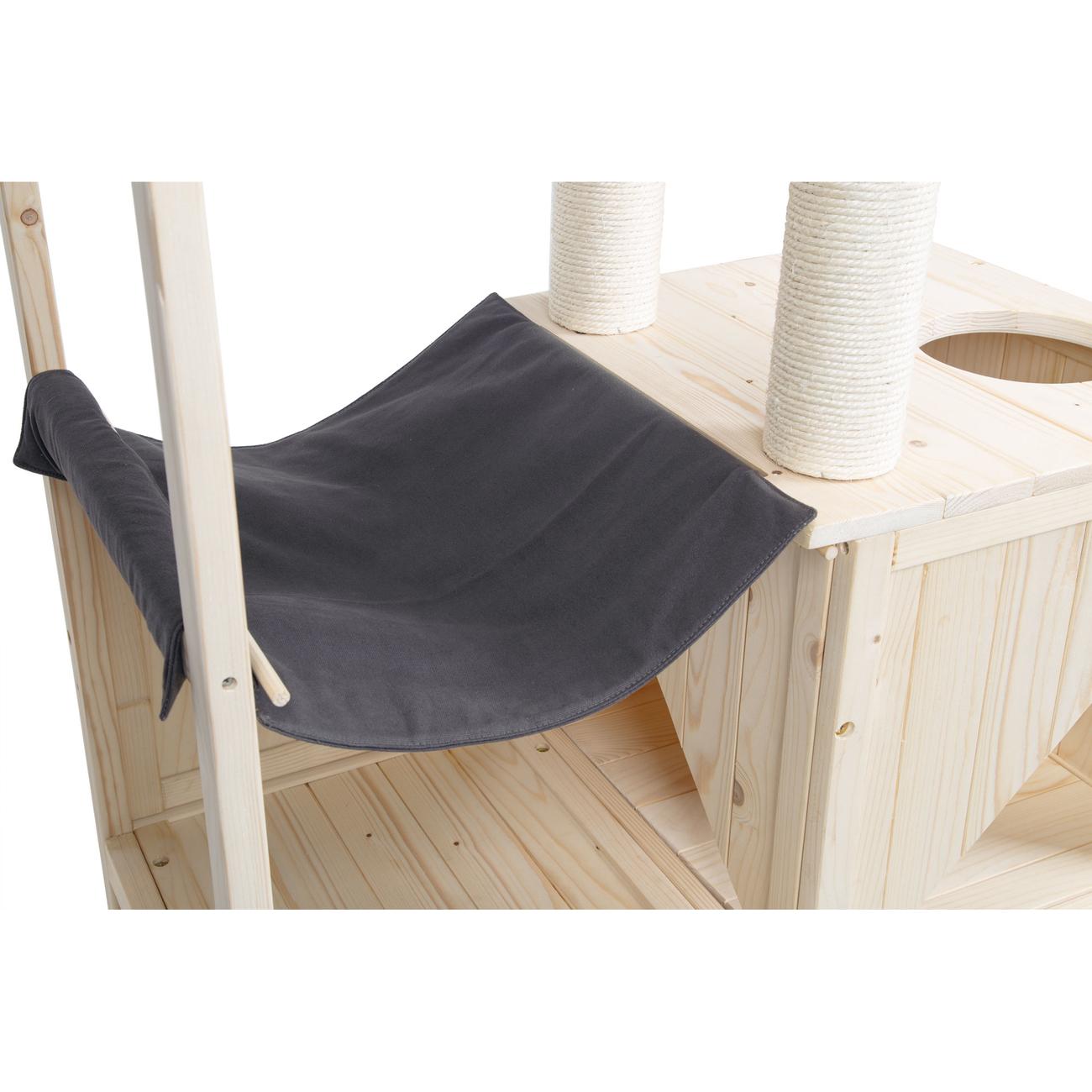 Beeztees Holz Kratzmöbel Vajra, Bild 6