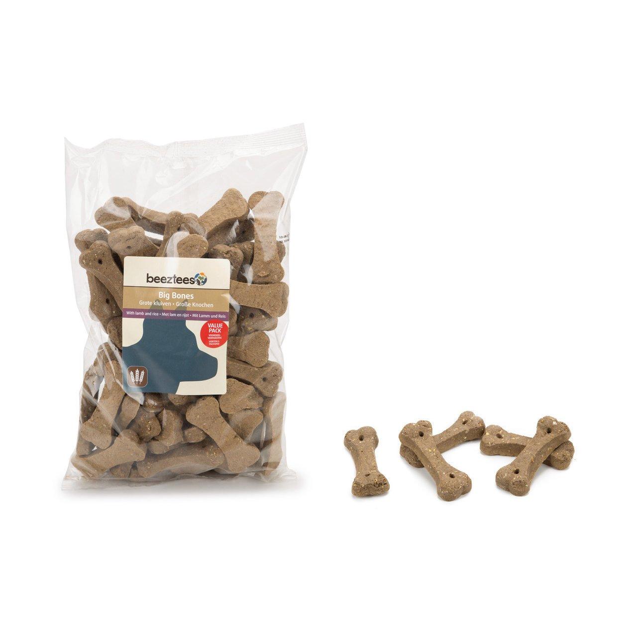 Beeztees Hundekekse, 1000 g / Lamm und Reis