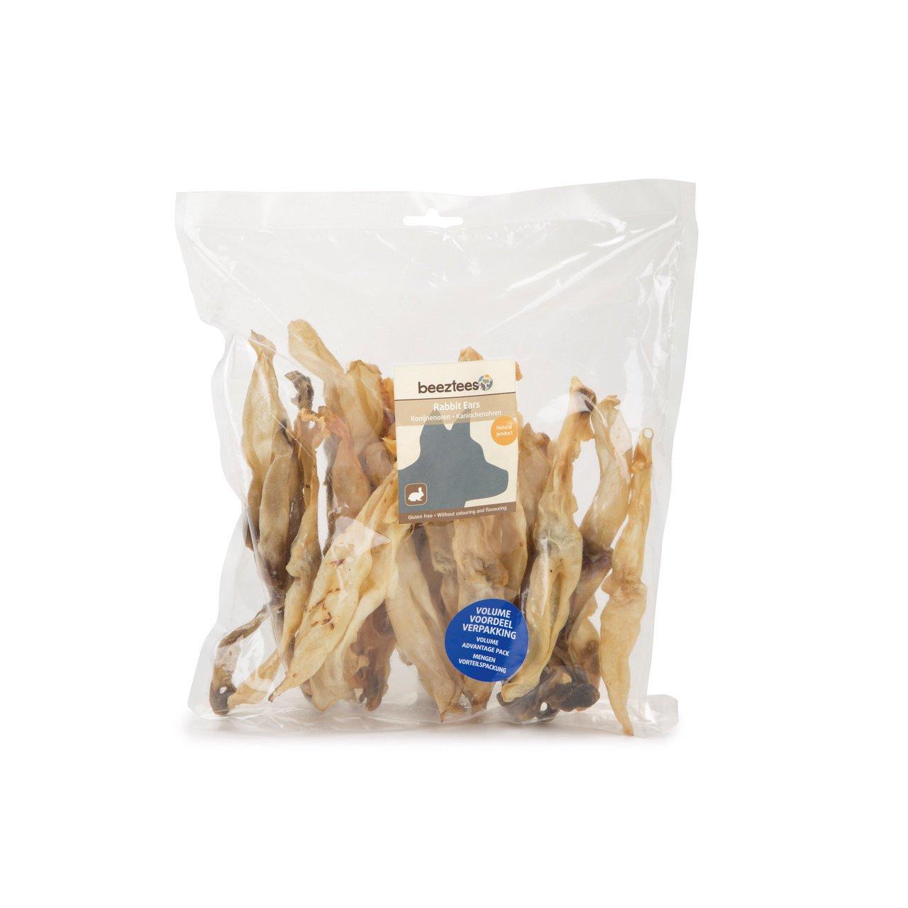 Beeztees Kaninchenohren Snack für Hunde, Bild 5