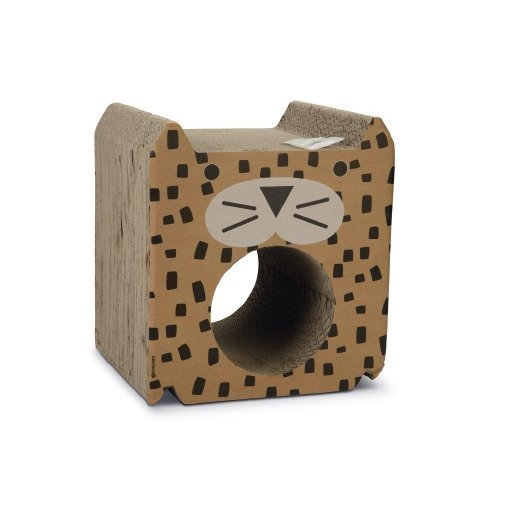 Beeztees Katzen Kratzspielzeug aus Karton Wellpappe, Bild 2