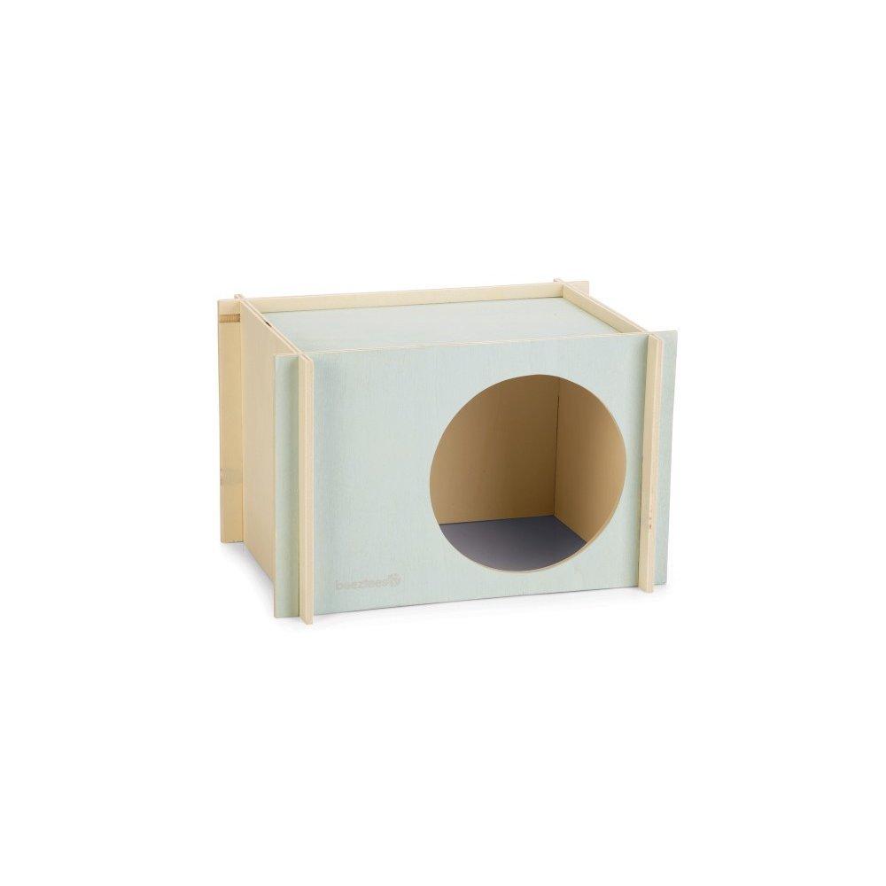 Beeztees Nagerhaus Bildup aus Holz, Bild 2