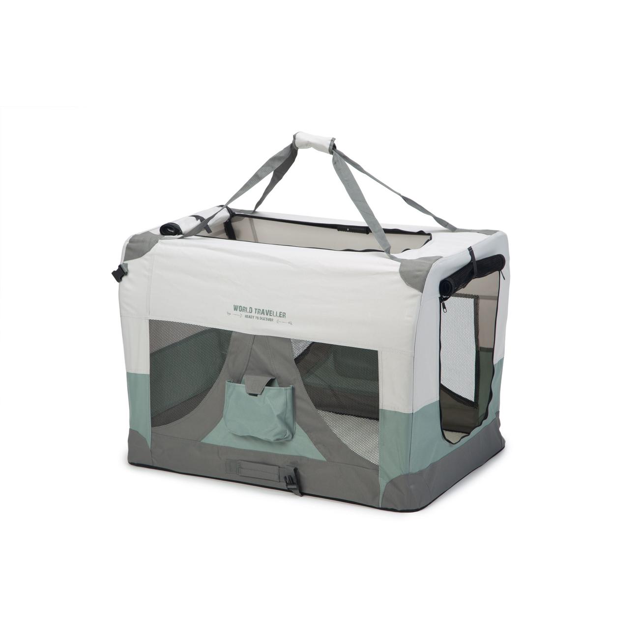 Beeztees Nylonbox für Hunde World Travel, faltbar, Bild 10