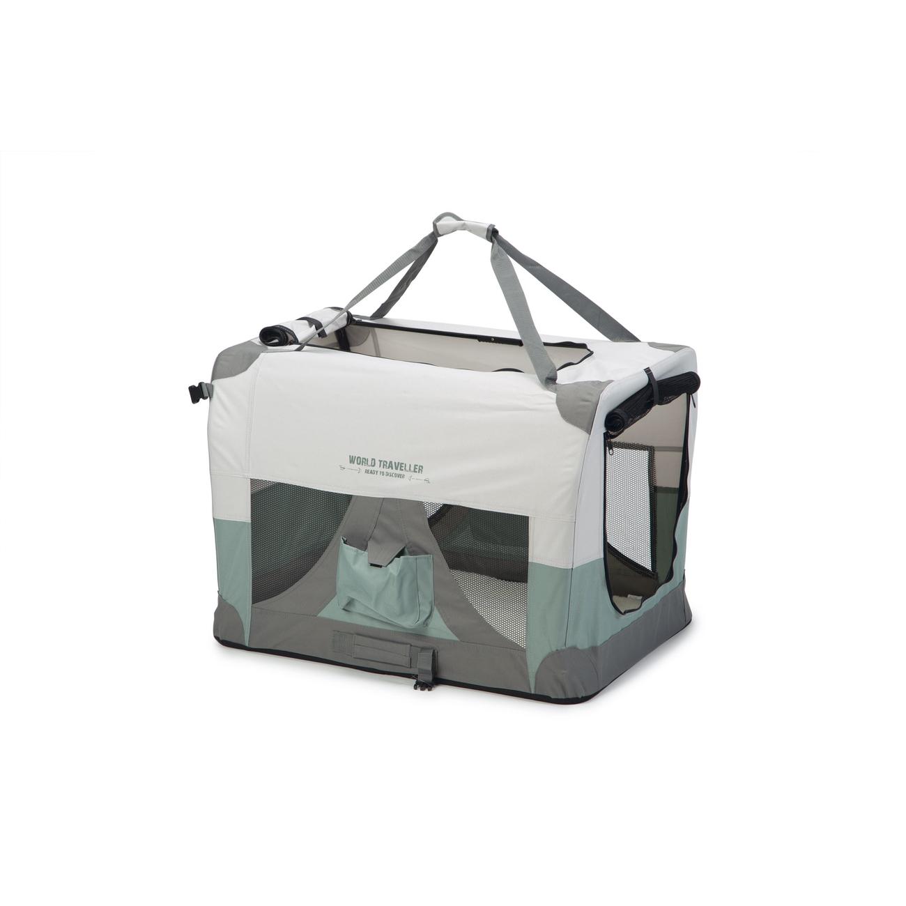 Beeztees Nylonbox für Hunde World Travel, faltbar, Bild 11