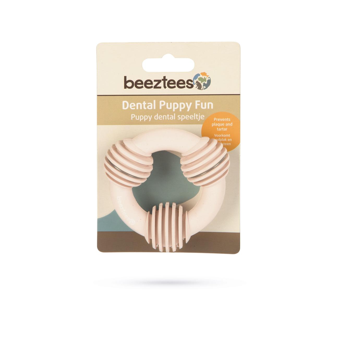 Beeztees Puppy Gummi-Kauring für Welpen, Bild 4