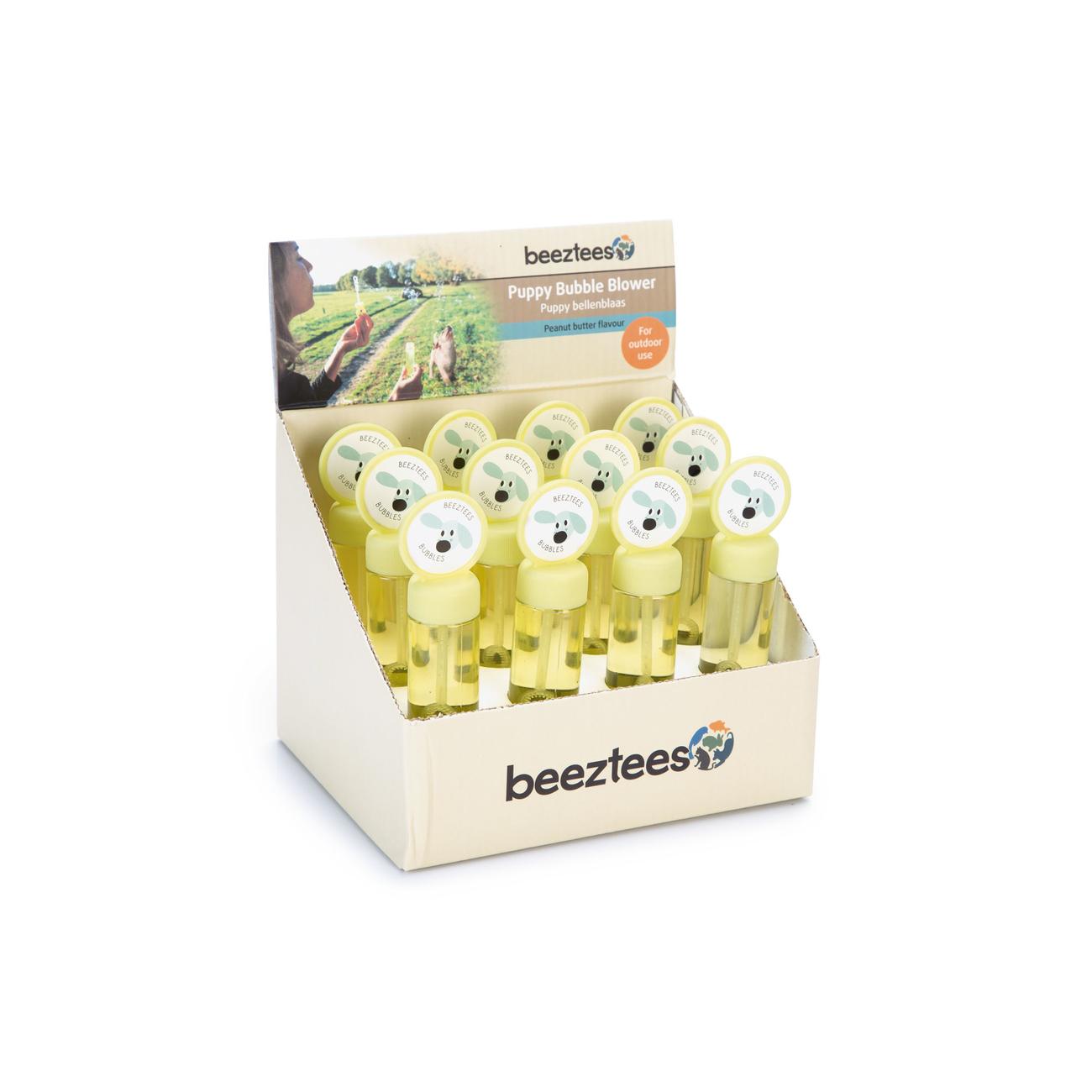 Beeztees Puppy Seifenblasen Welpenspielzeug, Bild 2