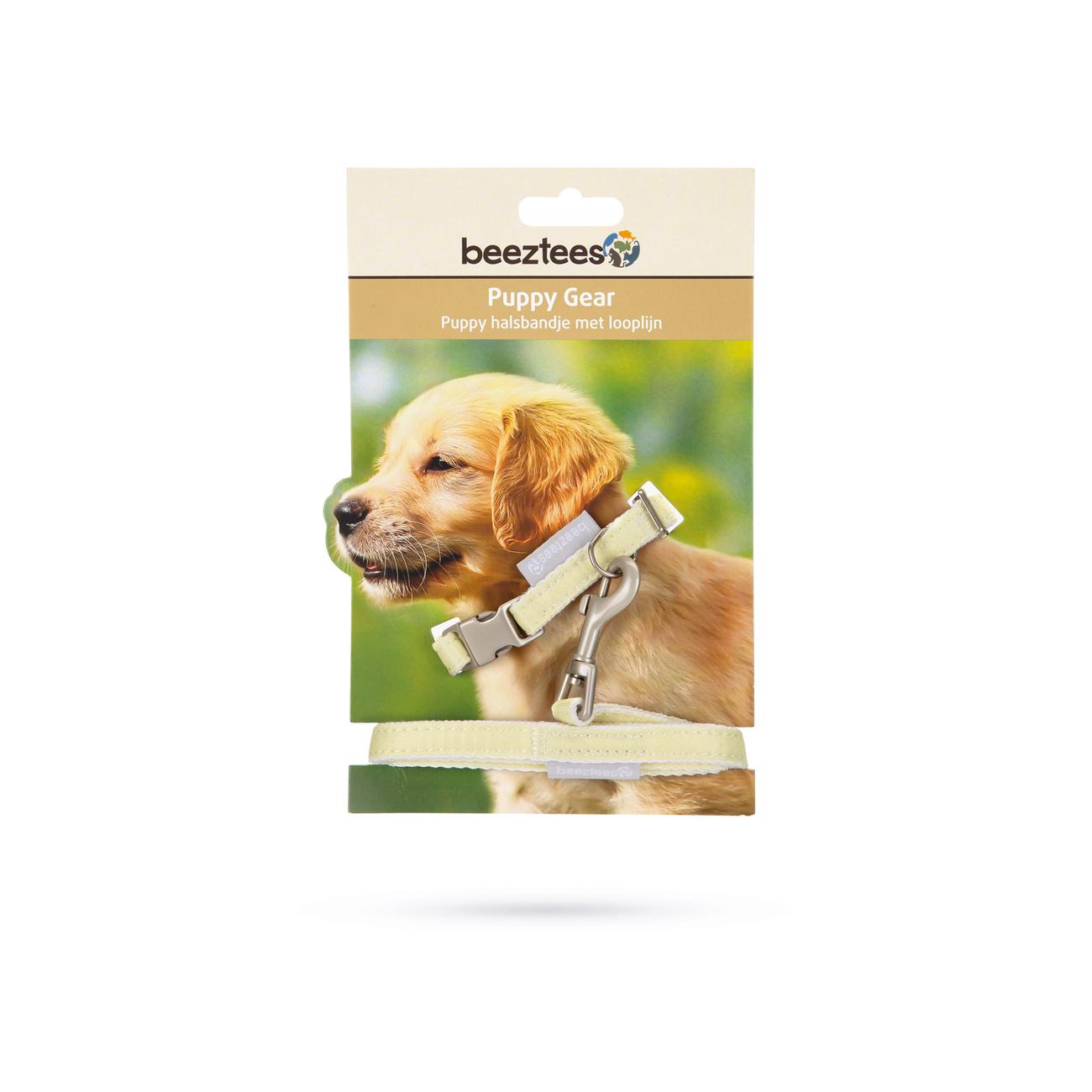 Beeztees Puppy Welpen Set Halsband Leine, Bild 5