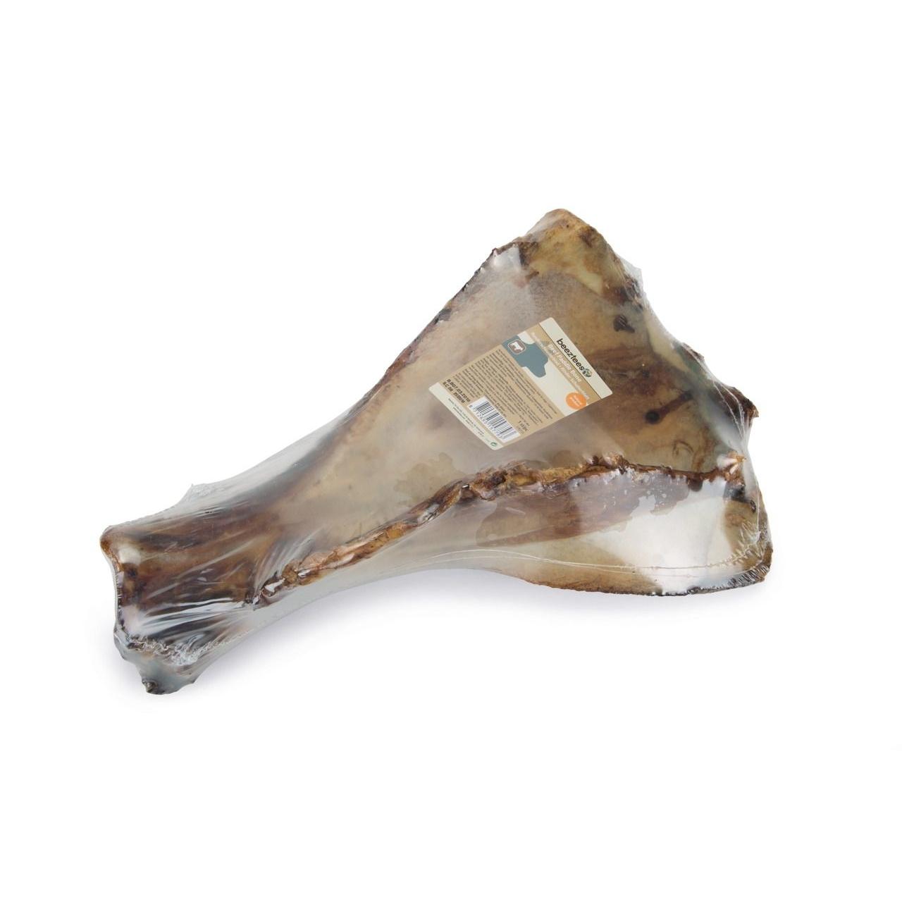 Beeztees Rinder Schulterblatt Hundeknochen, 33 cm