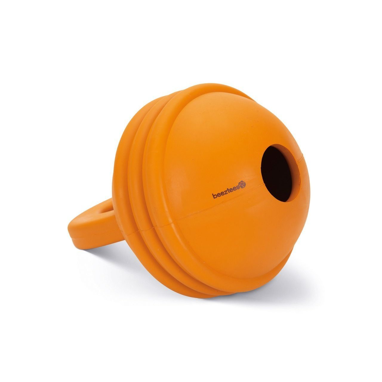 Beeztees Sumo Play Kettlebell, 16 x 12 x 12 cm, orange