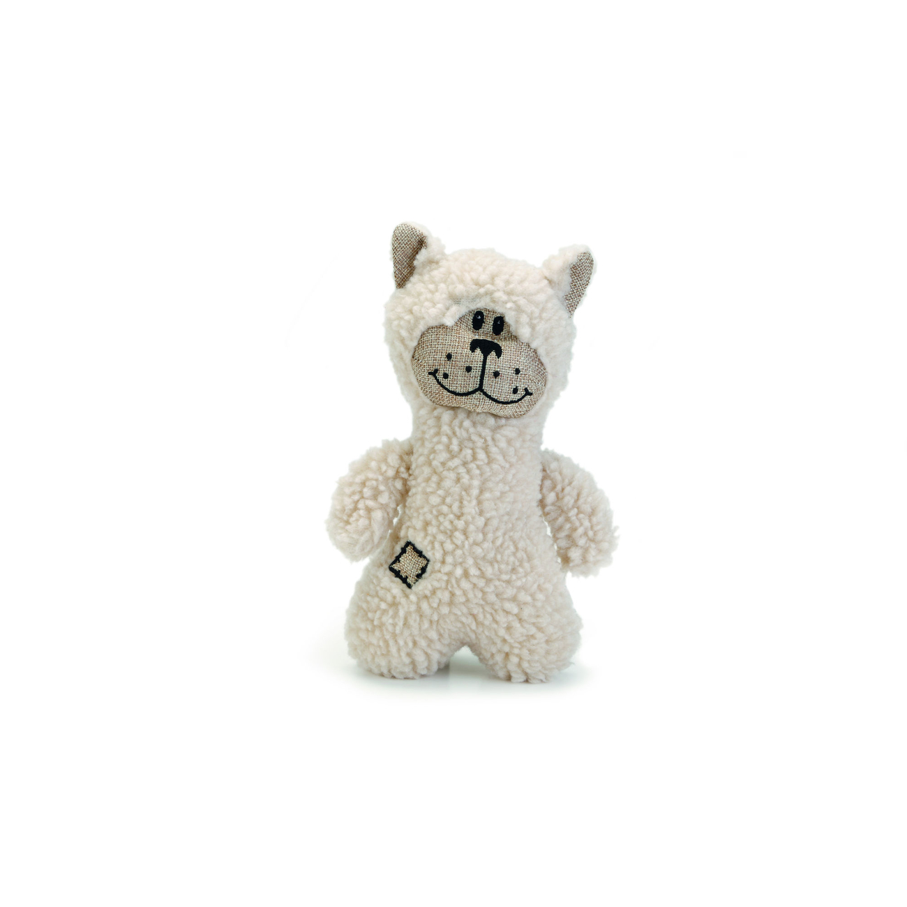 Beeztees Textil Knuddel Hundespielzeug, Bild 2