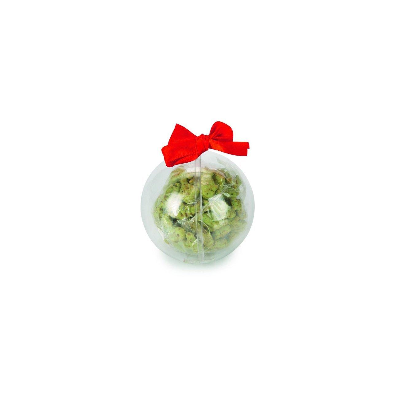 Karlie Weihnachtskugel mit Snacks, Ø7cm, 45g, für Katzen