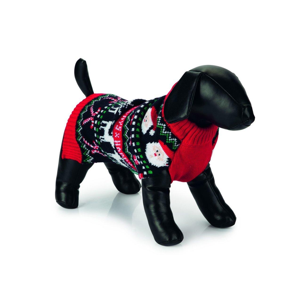 Beeztees Weihnachtspullover für Hunde Happy Xmas, Bild 4