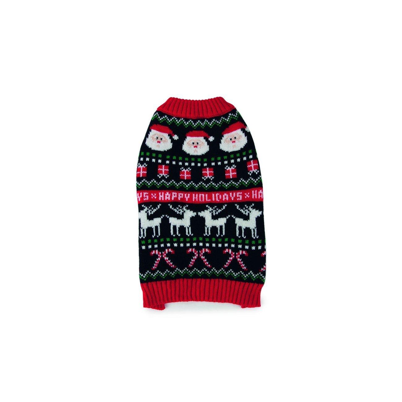 Beeztees Weihnachtspullover für Hunde Happy Xmas, Bild 3
