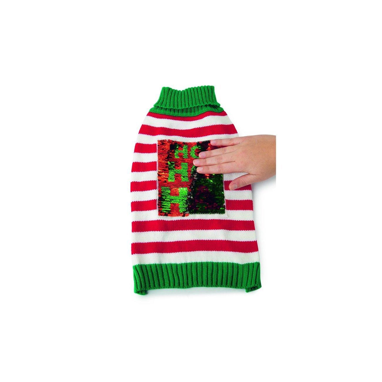 Beeztees Weihnachtspullover für Hunde Hohoho, Bild 3