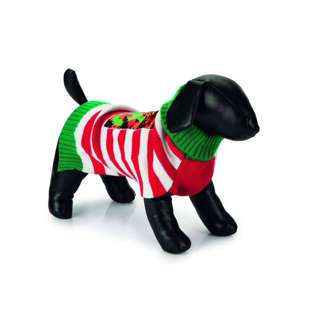 Beeztees Weihnachtspullover für Hunde Hohoho, Bild 8