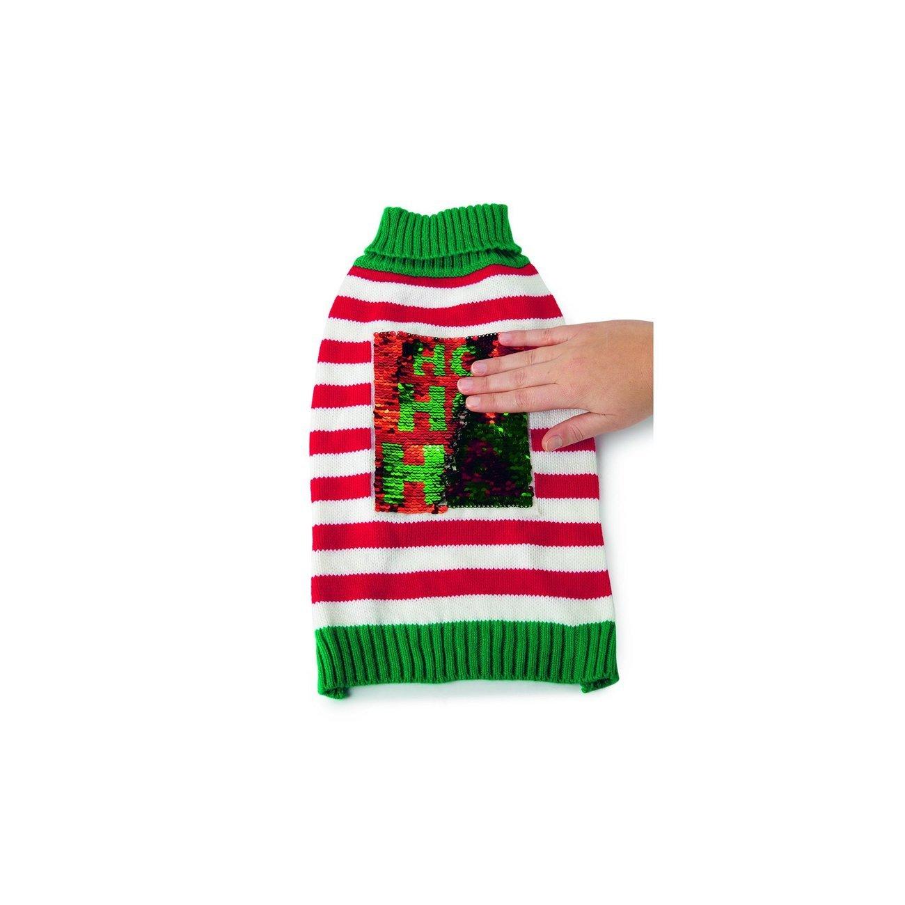 Beeztees Weihnachtspullover für Hunde Hohoho, Bild 7