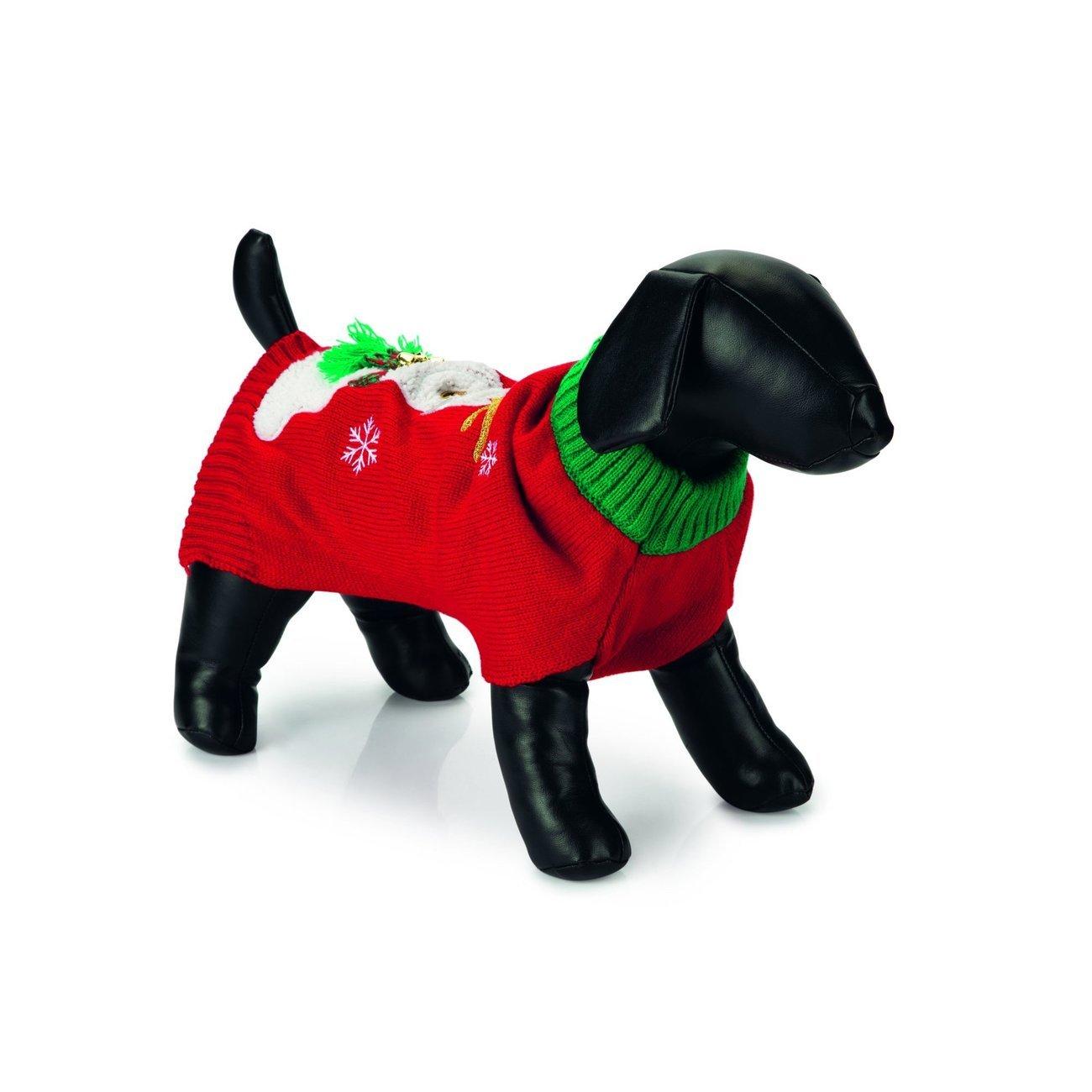 Beeztees Weihnachtspullover für Hunde Rentier, Bild 4