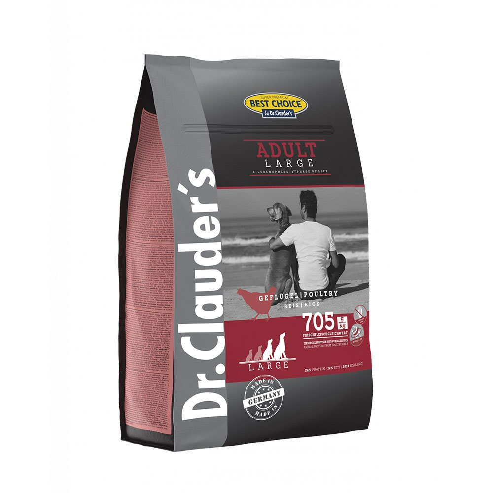 Best Choice Adult Large Breed Hundefutter
