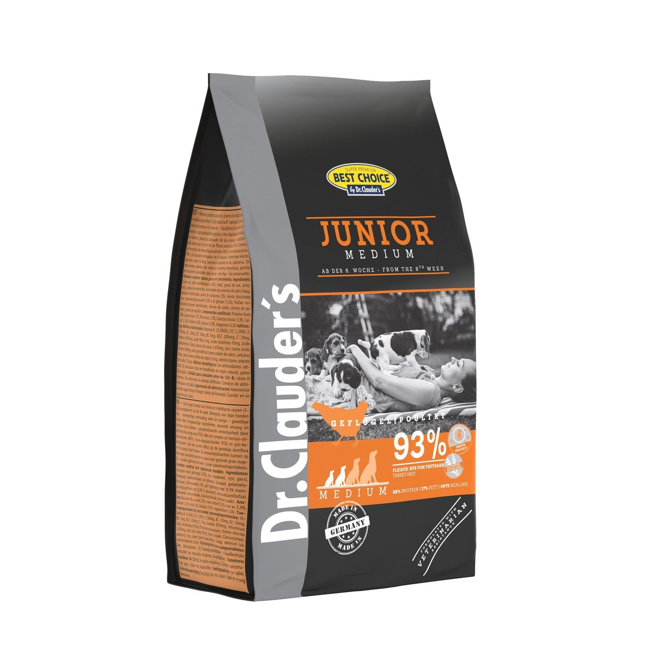 Best Choice Dog Junior Small Medium Breed Hundefutter