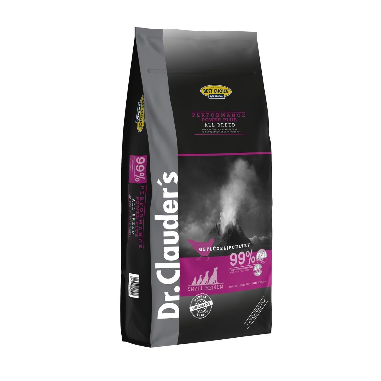 Best Choice Dog Performance Power Plus Hundefutter