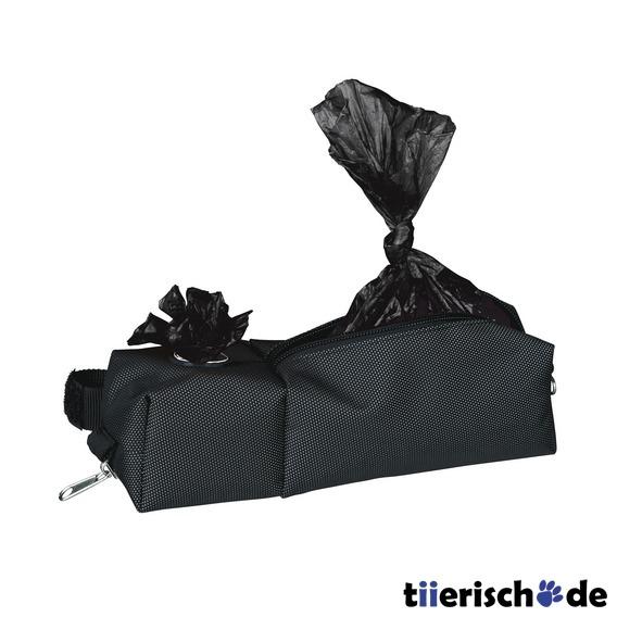 TRIXIE Beutelspender mit Staufach für volle Kotbeutel 22842