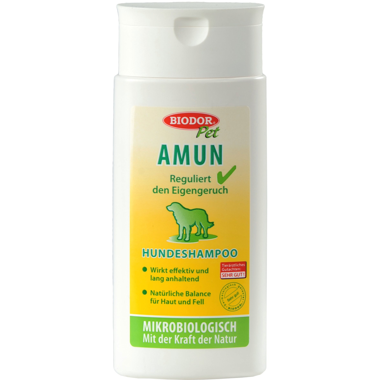 Biodor Animal AMUN Hundeshampoo, 200 ml