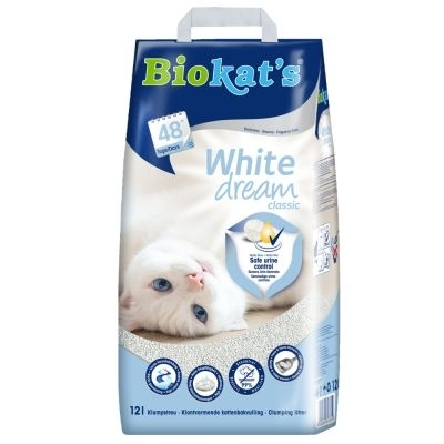 Gimborn Biokats White Dream Classic, 12 Liter