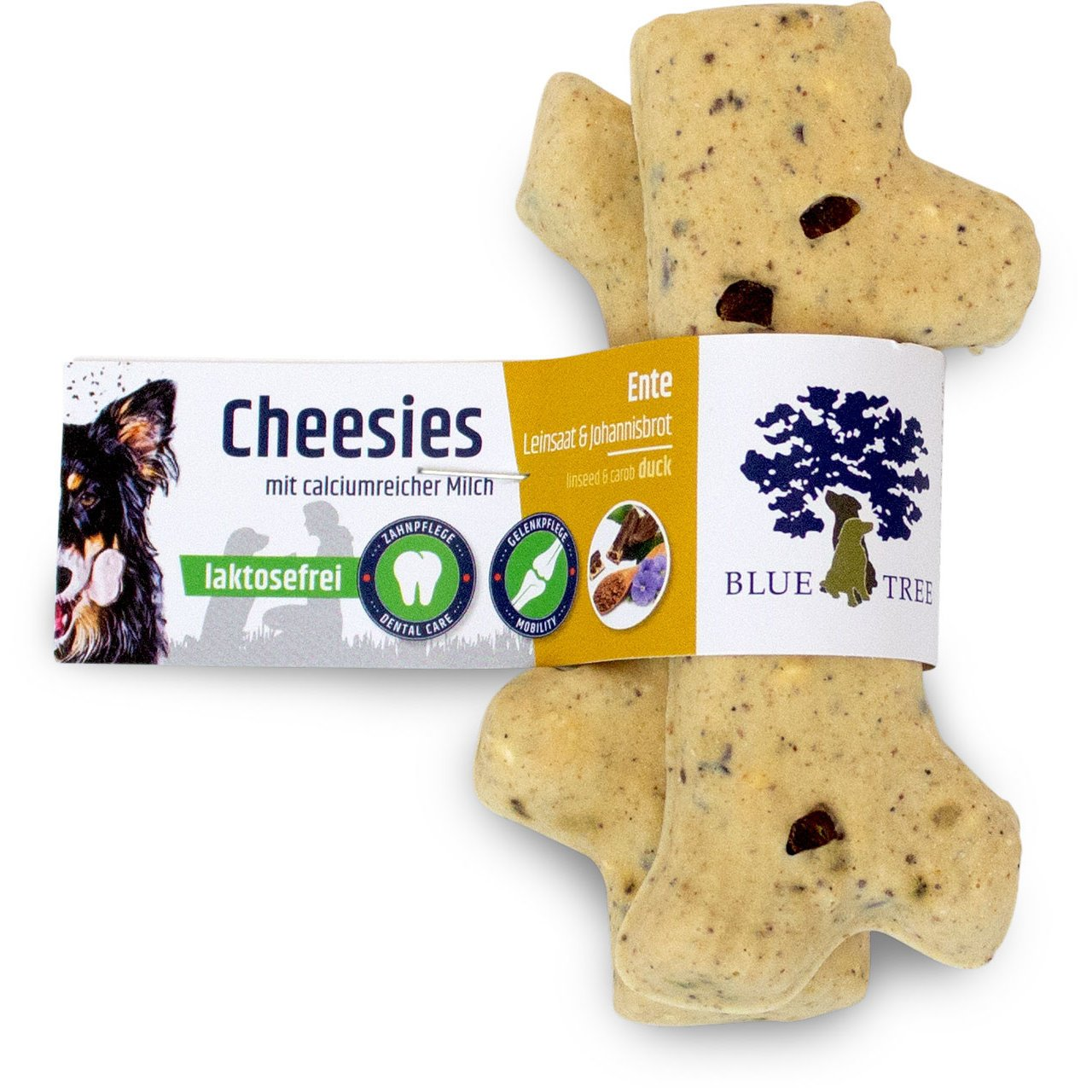 Blue Tree Cheesies Kausnacks mit laktosefreier Milch, Bild 7
