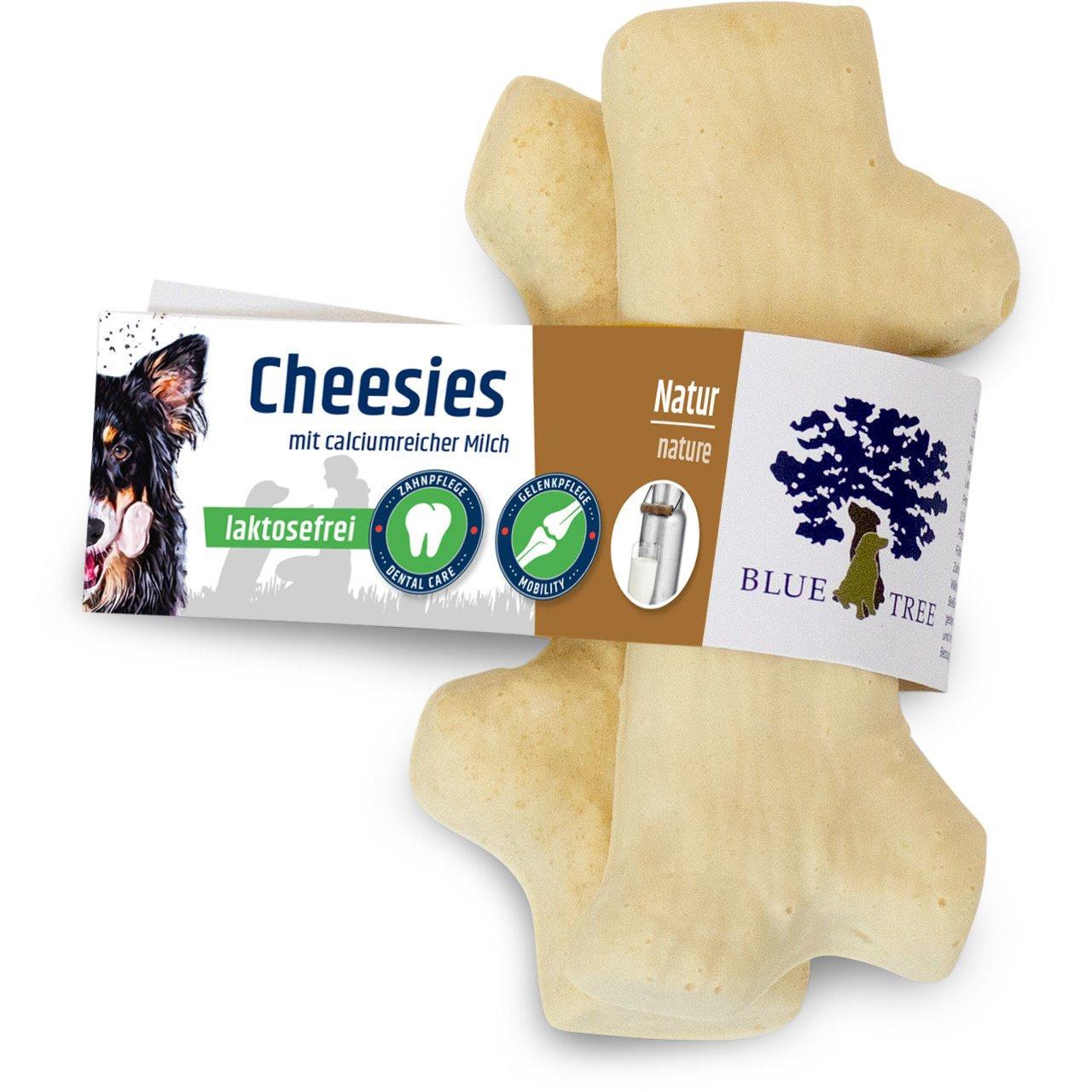 Blue Tree Cheesies Kausnacks mit laktosefreier Milch