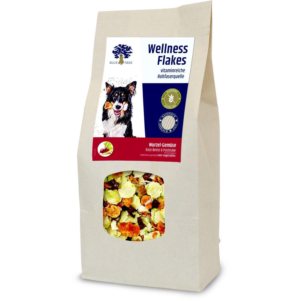 Blue Tree Wellness Flakes für Hunde, Bild 4