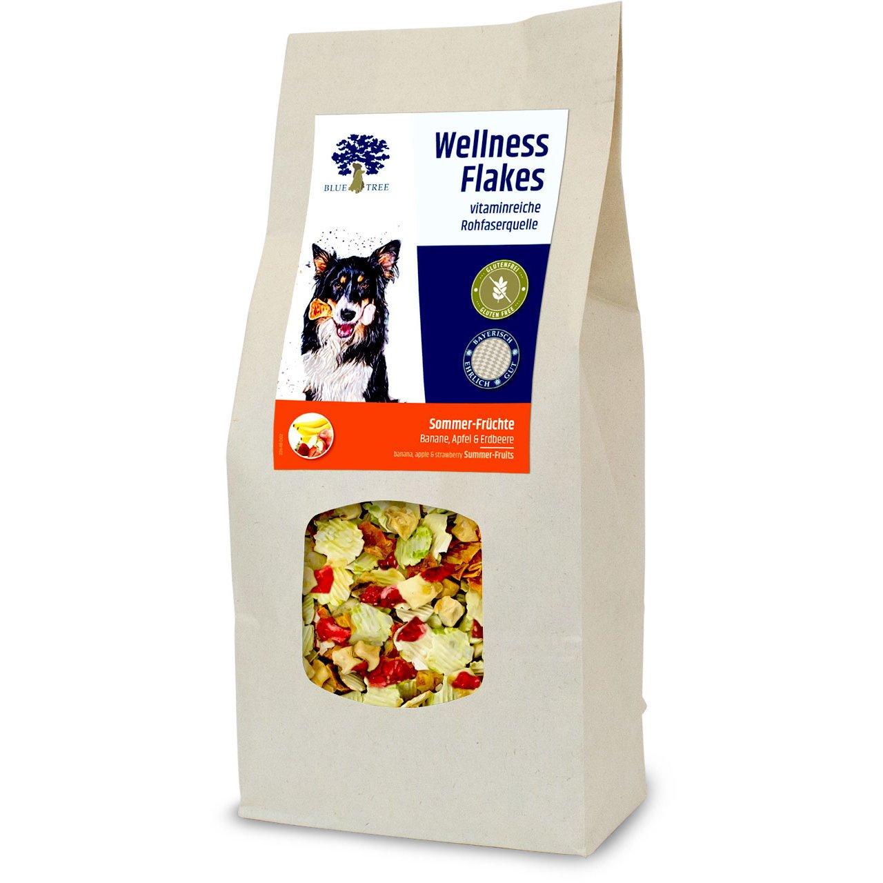 Blue Tree Wellness Flakes für Hunde, Bild 6