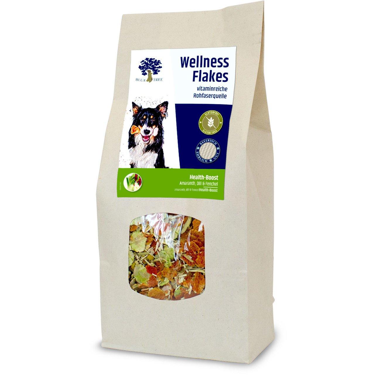 Blue Tree Wellness Flakes für Hunde, Bild 10