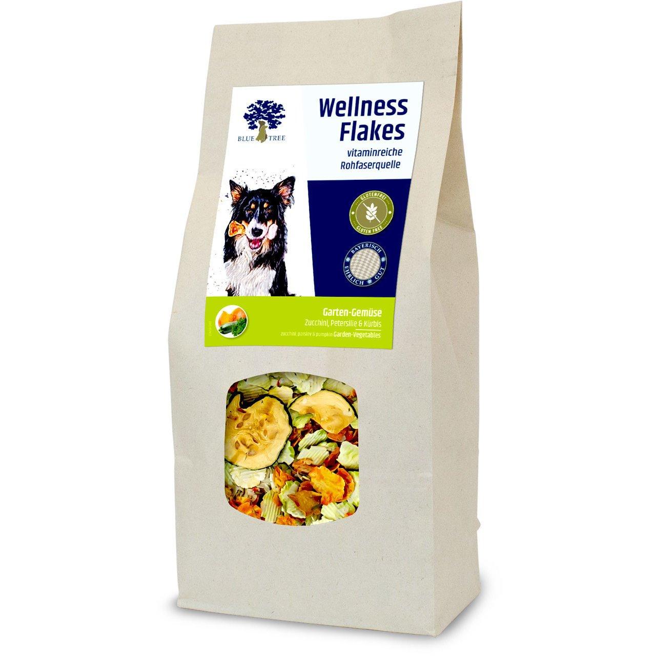 Blue Tree Wellness Flakes für Hunde, Bild 8