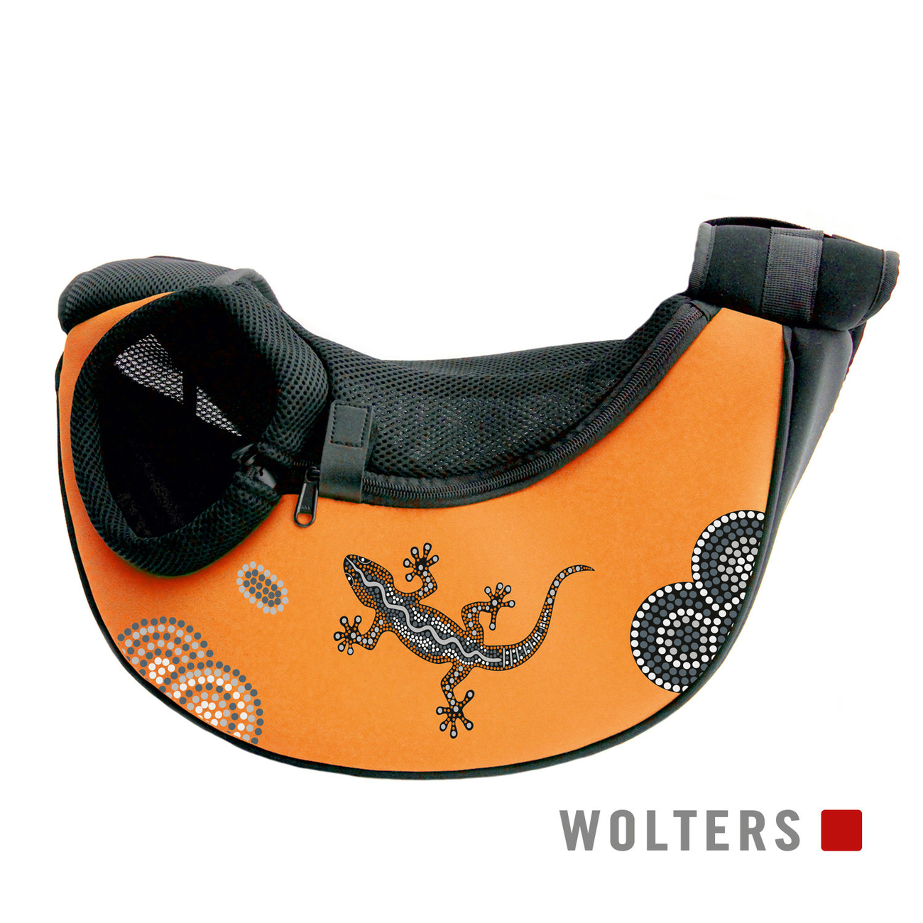 Wolters Bodypack Sunset Hundetasche