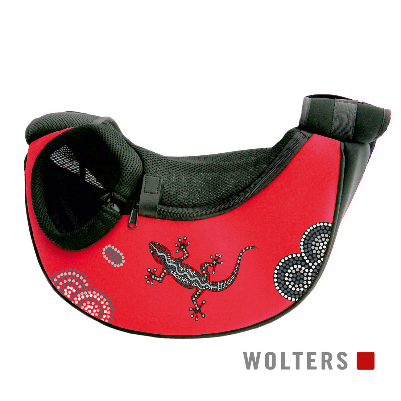 Wolters Bodypack Sunset Hundetasche, Bild 6