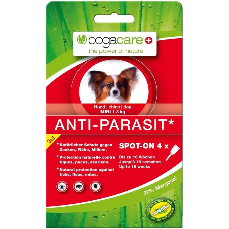 Bogar bogacare ANTI-PARASIT Spot-on für Hunde