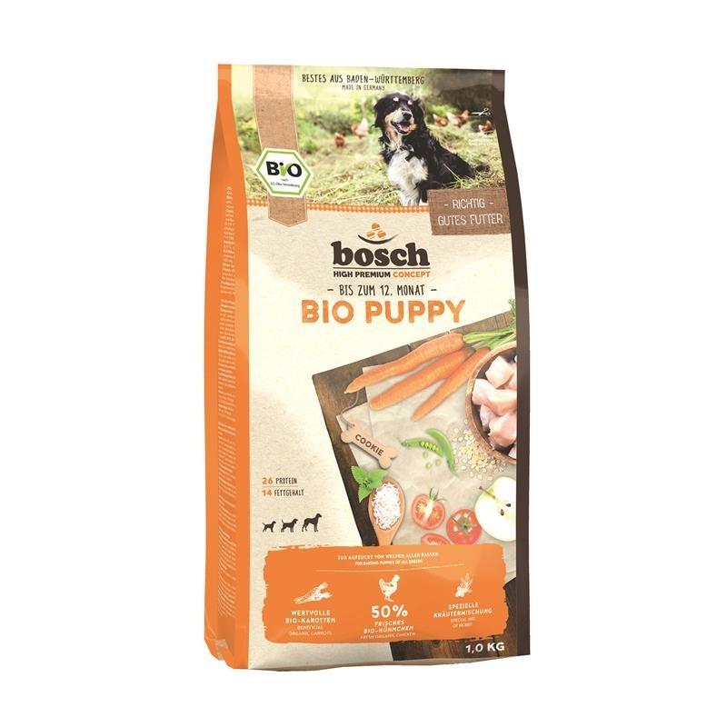 Bosch Bio Puppy Hühnchen & Karotten Hundefutter, Bild 2