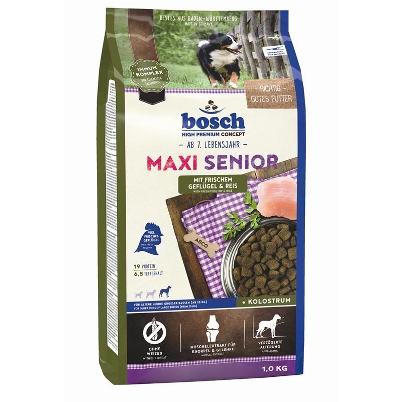 Bosch Maxi Senior Geflügel, Bild 3