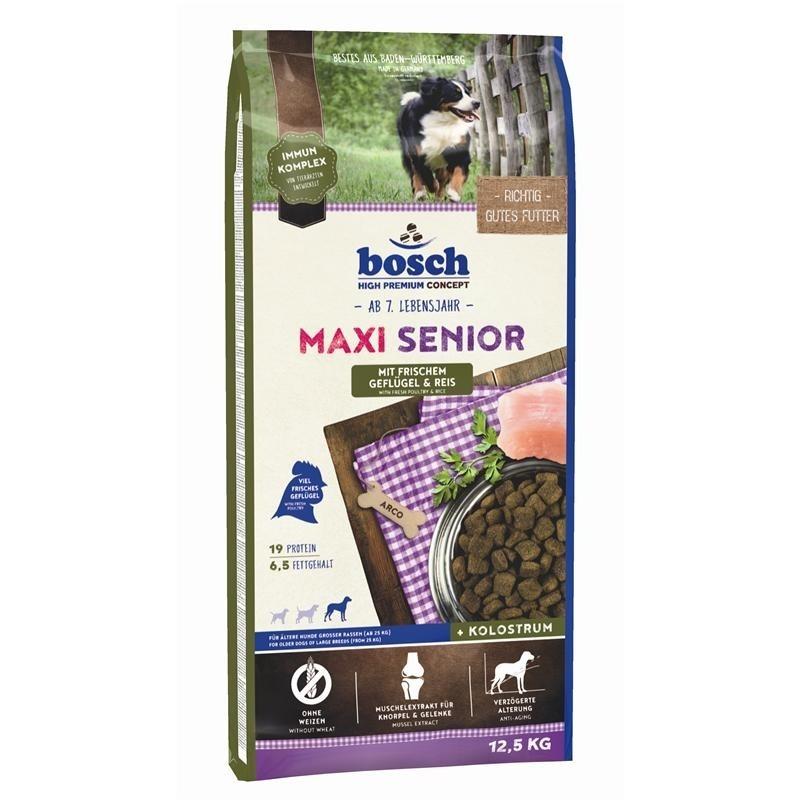 Bosch Maxi Senior Geflügel