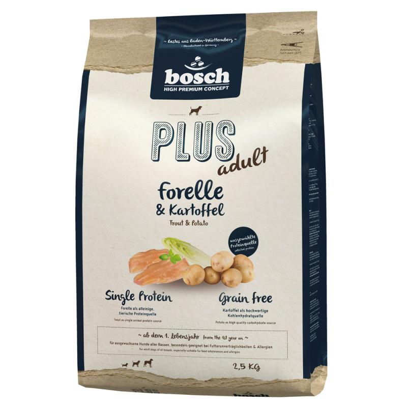 Bosch PLUS Forelle & Kartoffel, Bild 3