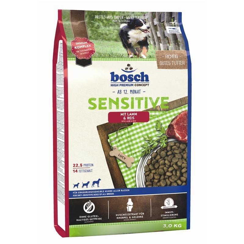 Bosch Sensitive Lamm und Reis, Bild 3