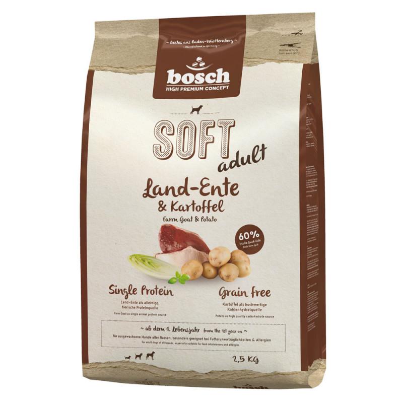 Bosch SOFT Land-Ente & Kartoffel, Bild 3