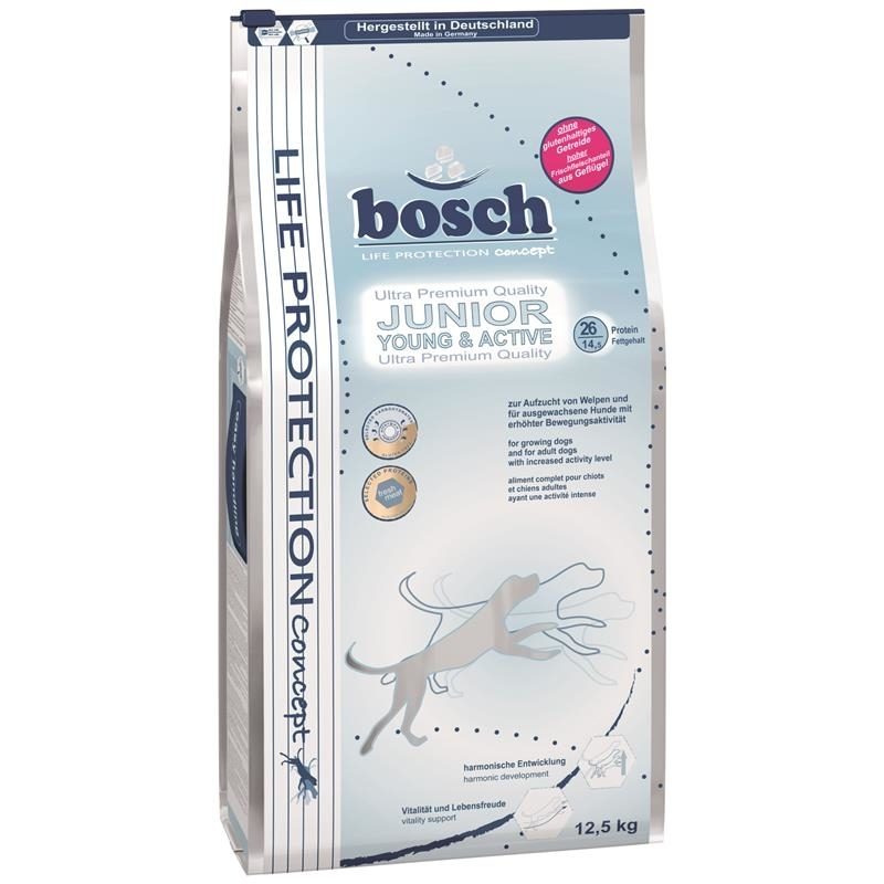 Bosch Young & Active Hundefutter