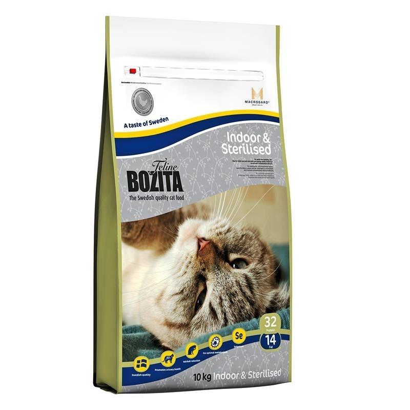 Bozita Adult Indoor & Sterilised Katzenfutter, Bild 2