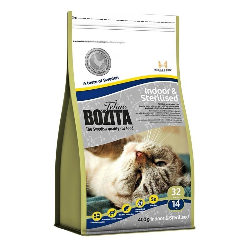Bozita Adult Indoor & Sterilised Katzenfutter, Bild 3
