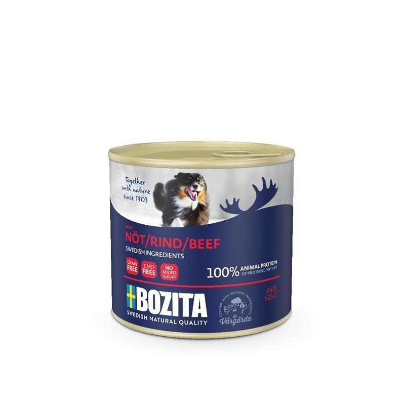 Bozita Dog Dose Pate Hundefutter Dosen, Bild 6